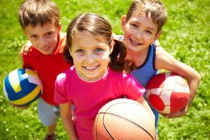 Подача заявления на запись в спортивную школу